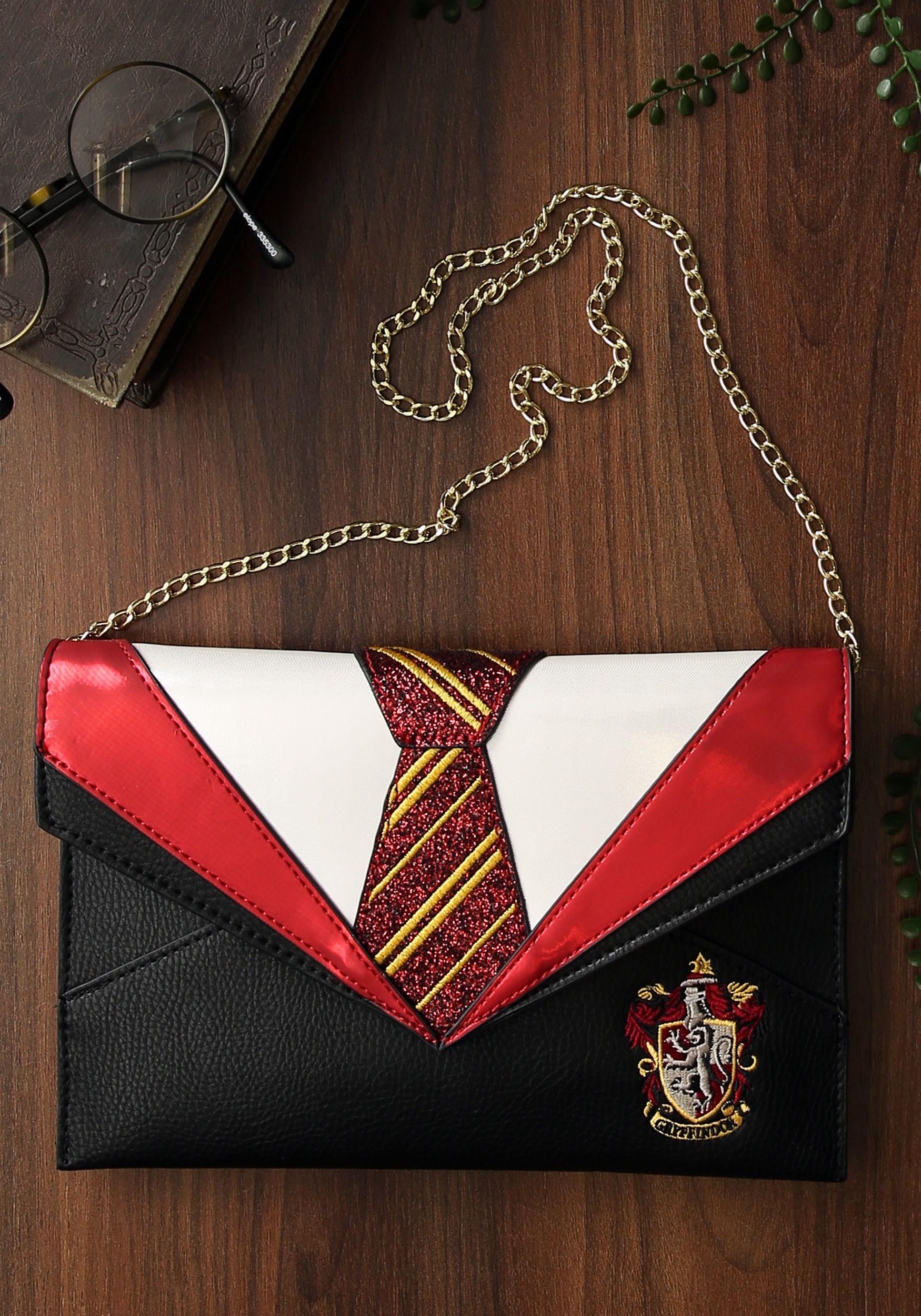 Danielle Nicole Harry Potter Gryffindor Clutch Purse (FABDN174815-ST FABDN174815) photo