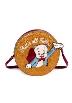 Danielle Nicole Porky Pig Crossbody Bag