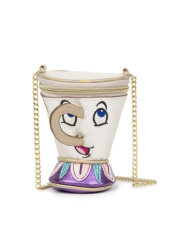 Danielle Nicole Beauty and the Beast Chip Bag