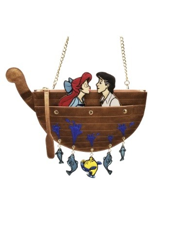 Danielle Nicole Little Mermaid Kiss the Girl Bag