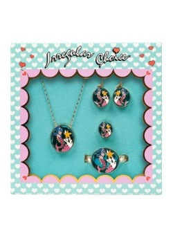 Irregular Choice Betty Mermaid Jewelry Gift Box Set