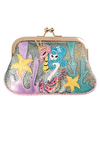 Irregular Choice Betty Mermaid Coin Purse