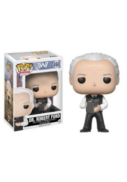 POP! TV: Westworld- Dr. Robert Ford Vinyl Figure