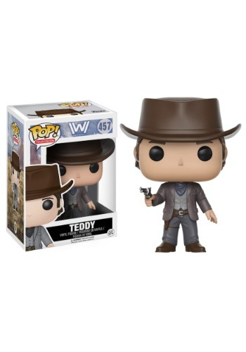 POP! TV: Westworld- Teddy Vinyl Figure