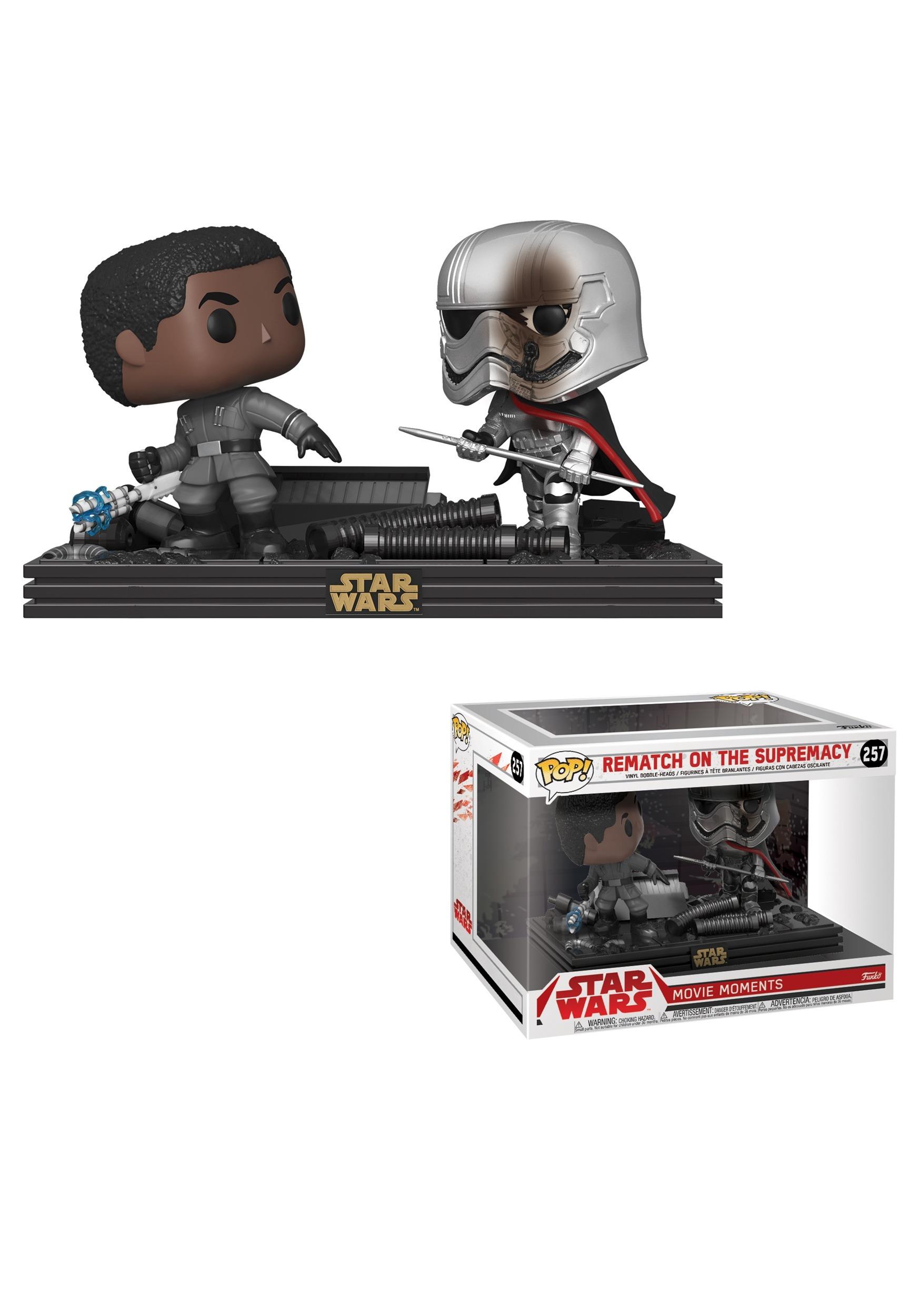 Pop! Star Wars Movie Moment: The Last Jedi- Rematch Vinyl Figure
