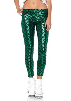 Deluxe Women's Mermaid  Leggings