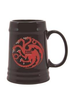 Game of Thrones Ceramic Targaryen Sigil Stein