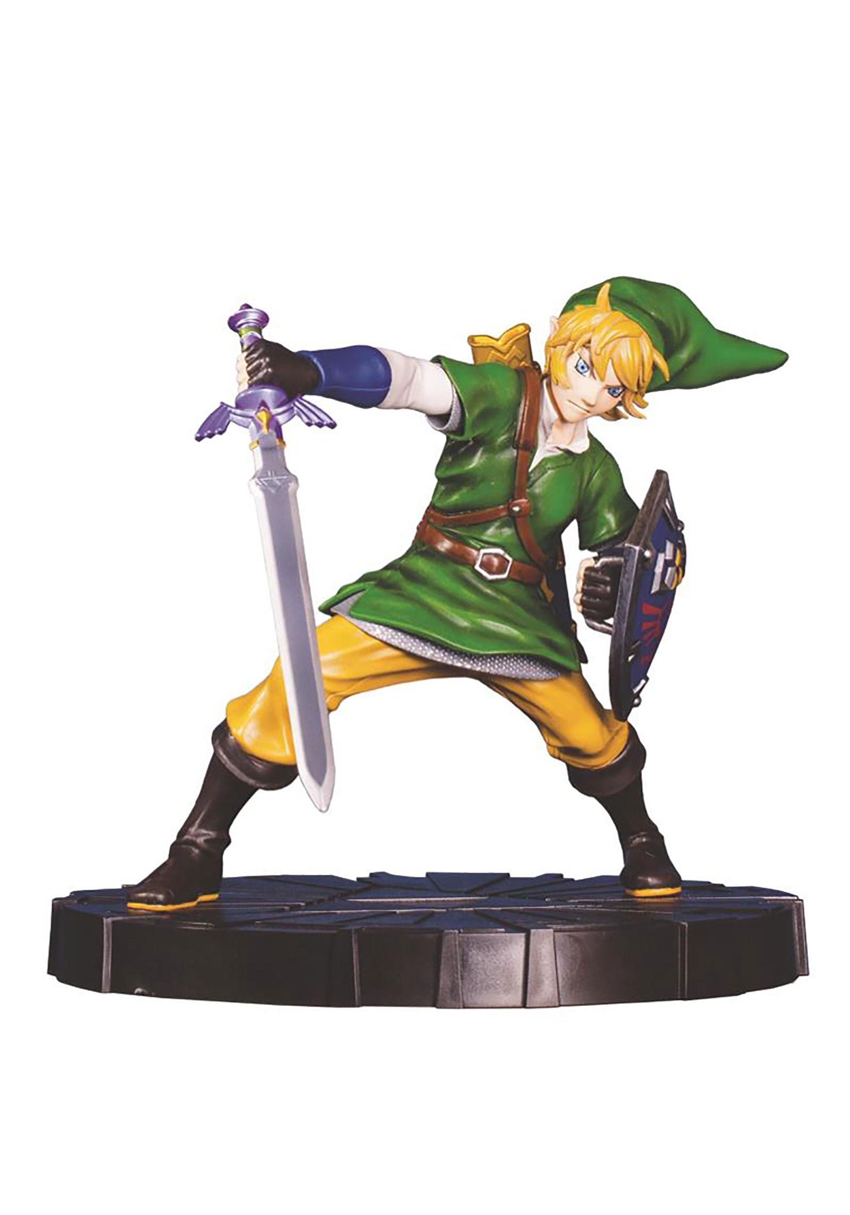 "Legend of Zelda Skyward Link 7.5"" Figure DHC26-488"