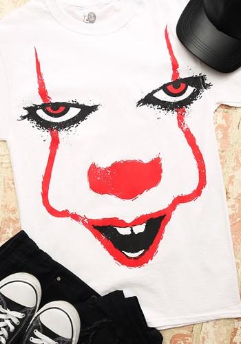 Pennywise Splatter Face Men's T-Shirt Upd