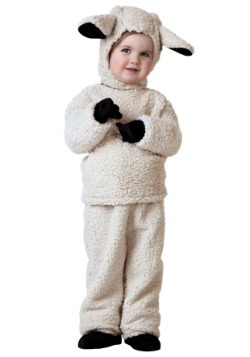 Toddler Woolly Sheep Costume