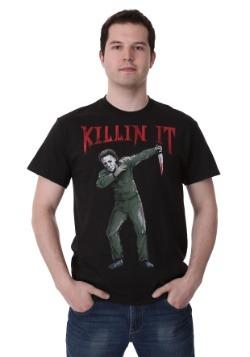 Michael Myers Dab Killin It Men's T-Shirt