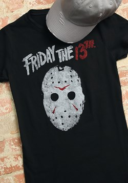 Jason Friday the 13th Junior's Tee updated