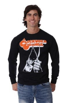 Men's Clockwork Orange Long Sleeve Shirt-update1
