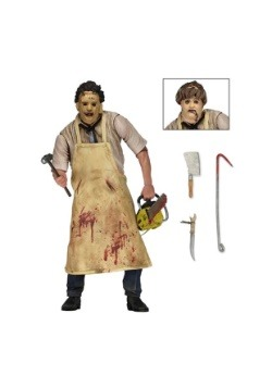 Texas Chainsaw Massacre Ultimate Leatherface Action Figure