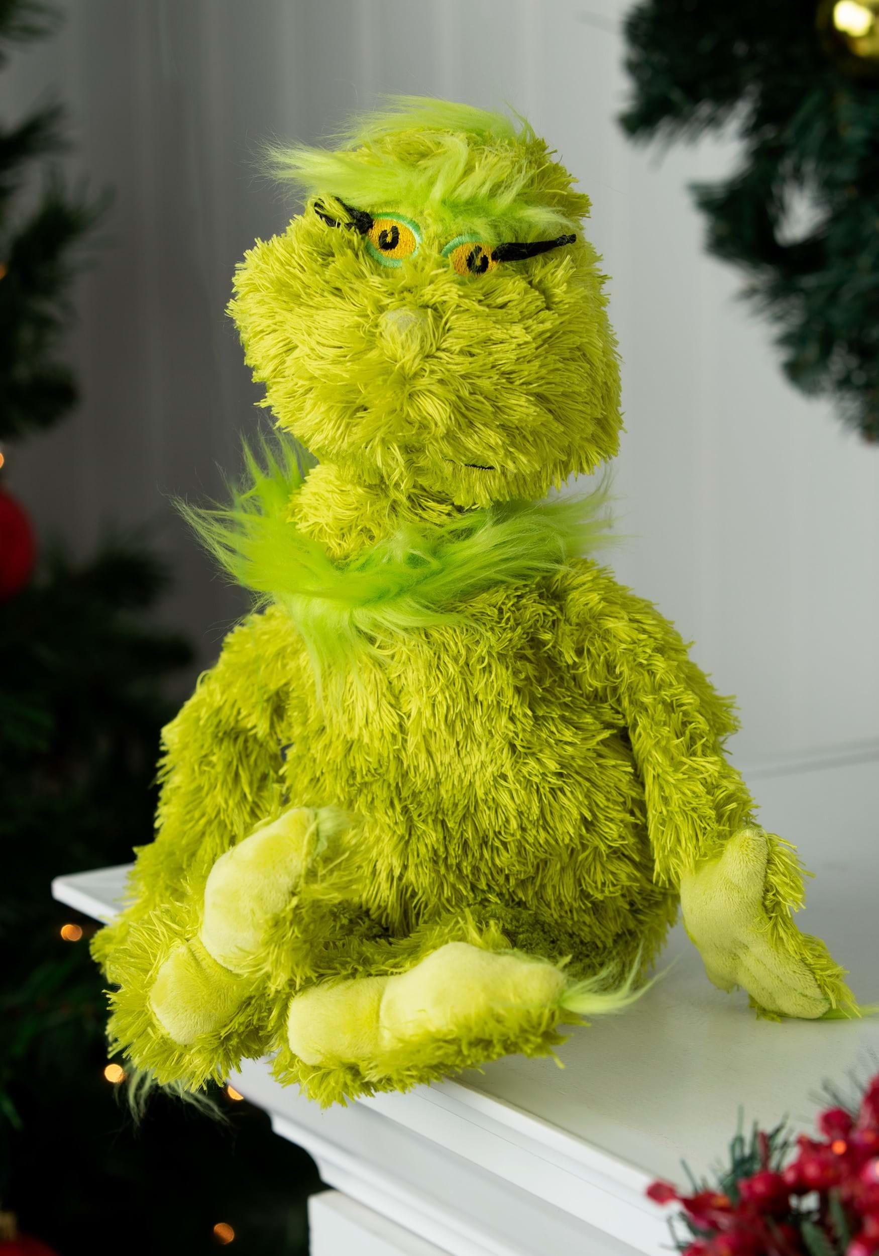 "The Grinch 13"" Stuffed Plush"