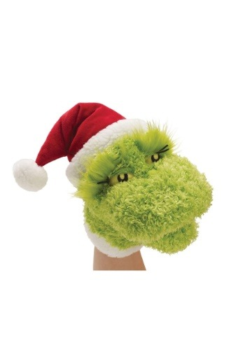 The Grinch Hand Puppet