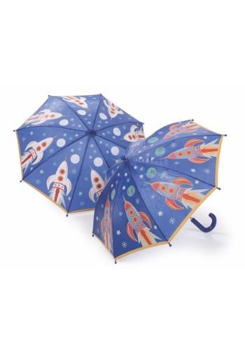 Space Rocket Color Changing Umbrella