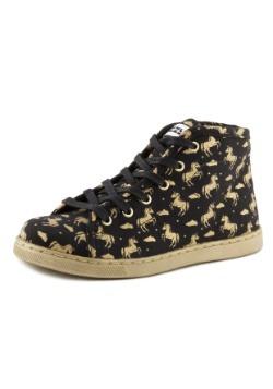 Child Unicorn Hi Top Shoes