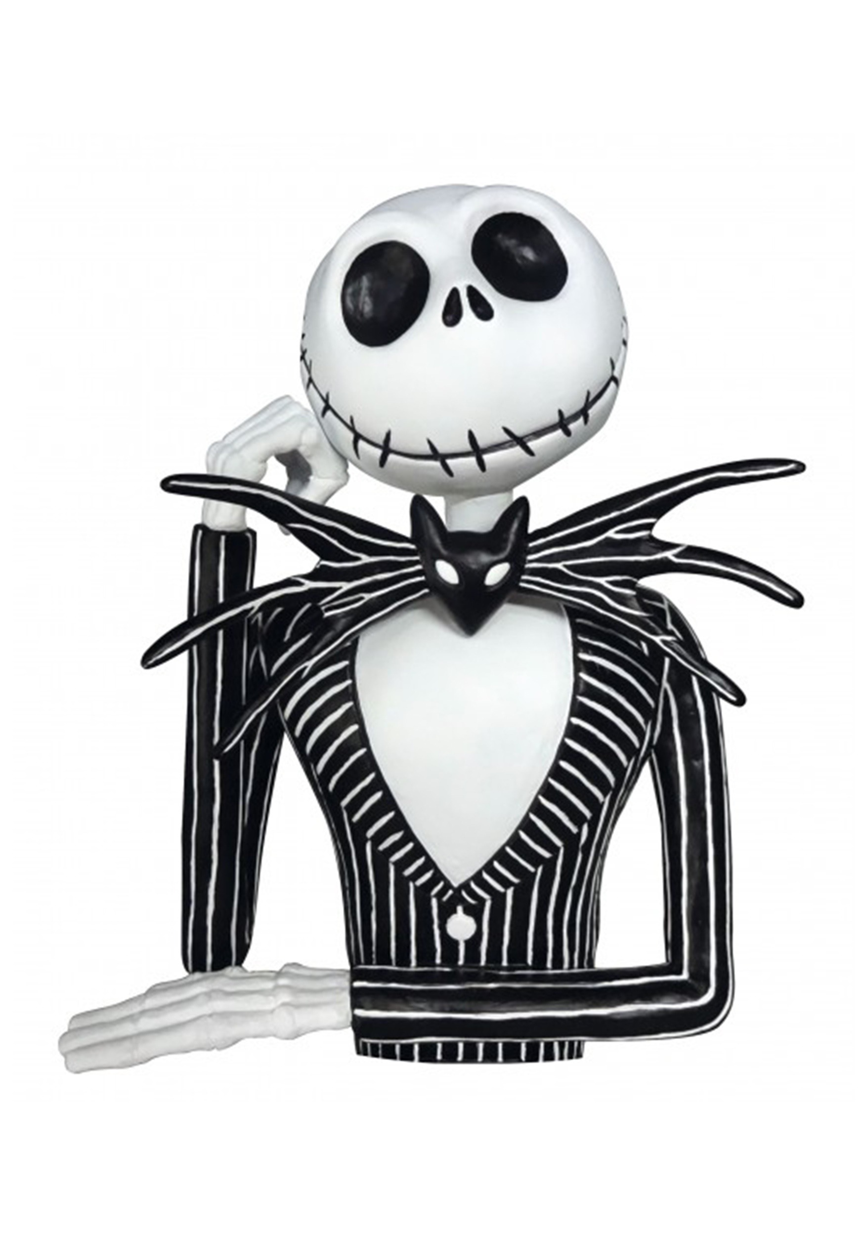 Jack Skellington Collectible Bust Bank