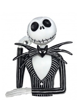 Jack Skellington Nightmare Before Christmas Bust Bank