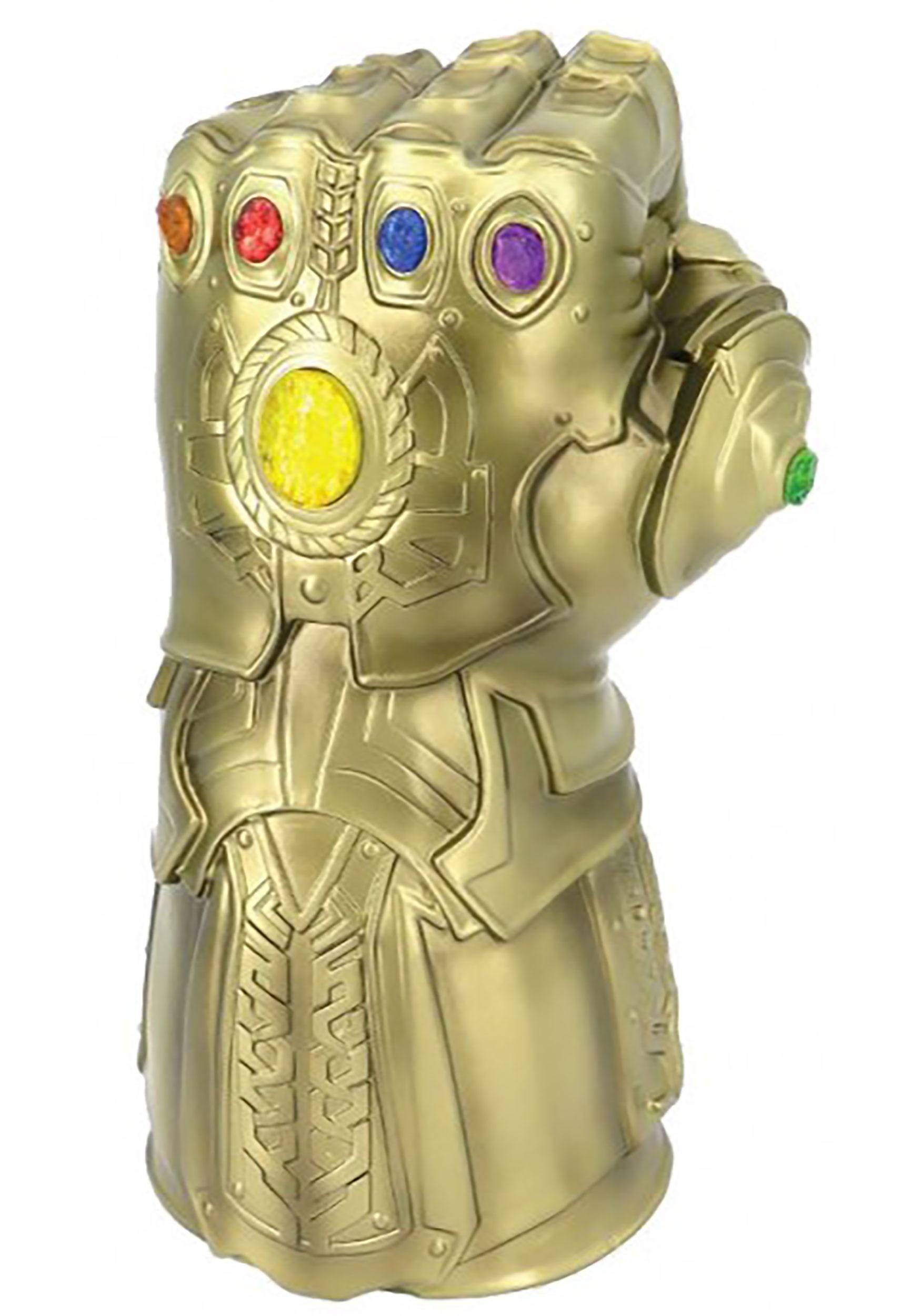 Thanos Infinity Gauntlet Coin Bank