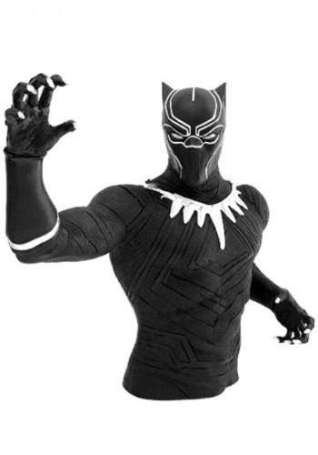 Black Panther Coin Bank