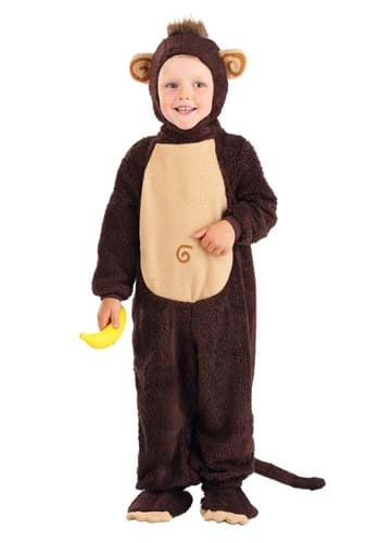 Toddler Funny Monkey Costume Update