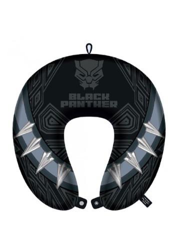 Black Panther Neck Pillow