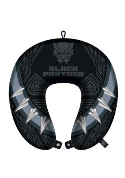 Black Panther Neck Pillow
