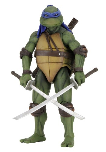 Teenage Mutant Ninja Turtles Leonardo 1/4 Scale Figure