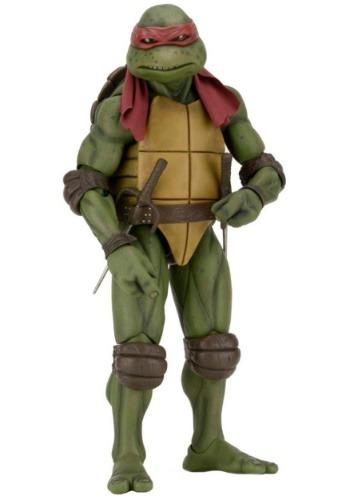 Teenage Mutant Ninja Turtles Raphael 1/4 Scale Figure