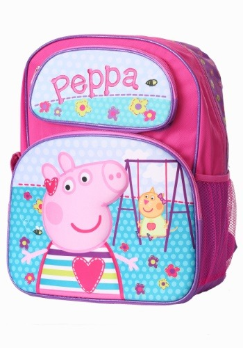 "Peppa Pig 16"" 3D Backpack1"