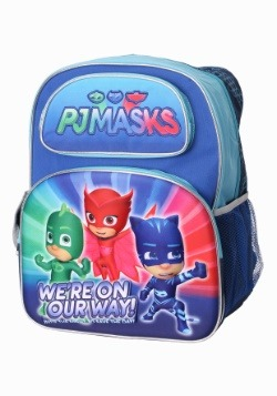 "PJ Masks Little Heroes 16"" 3D Backpack1"