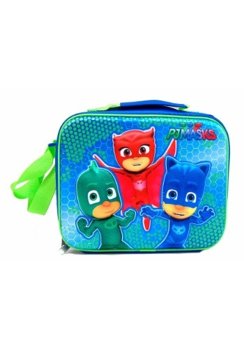PJ Masks On the Way 3D Lunch Box