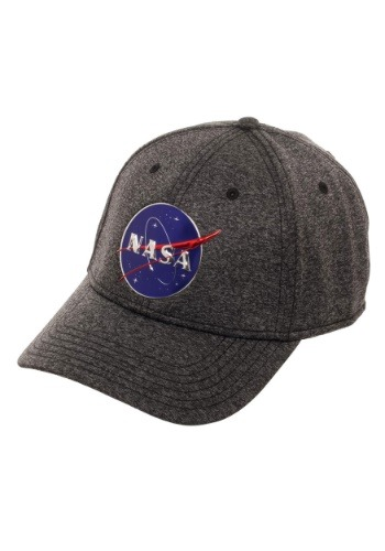 NASA Logo Cationic Flex Cap 1