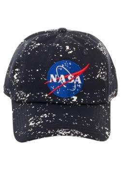 NASA Splatter Dad Hat1