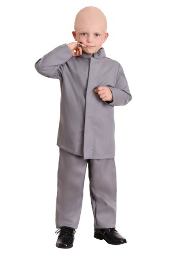 Toddler Gray Suit Toddler Costume-update1