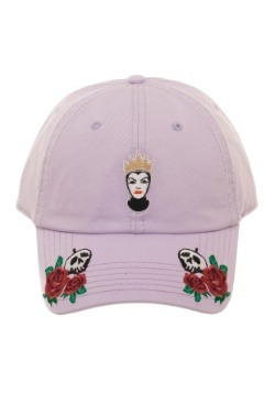 Disney Villains Evil Queen Adjustable Dad Cap-alt2