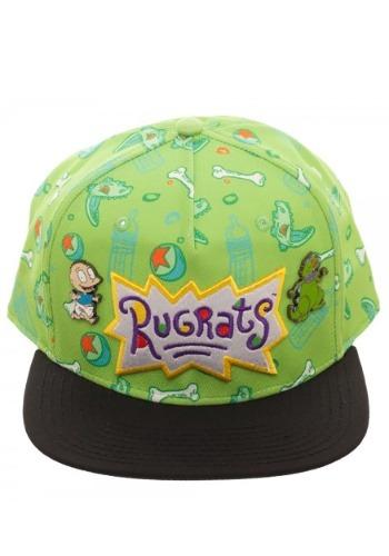 Nickelodeon Rugrats Sublimated Snapback Hat