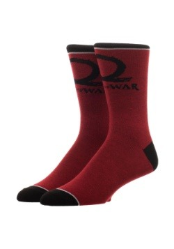 God of War Omega Crew Sock1
