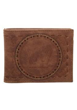 Westworld Logo Bi-Fold Wallet1
