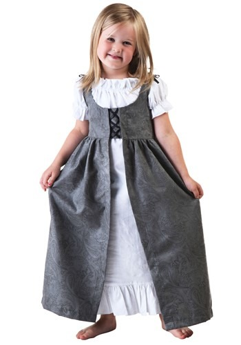 Toddler Renaissance Faire Dress