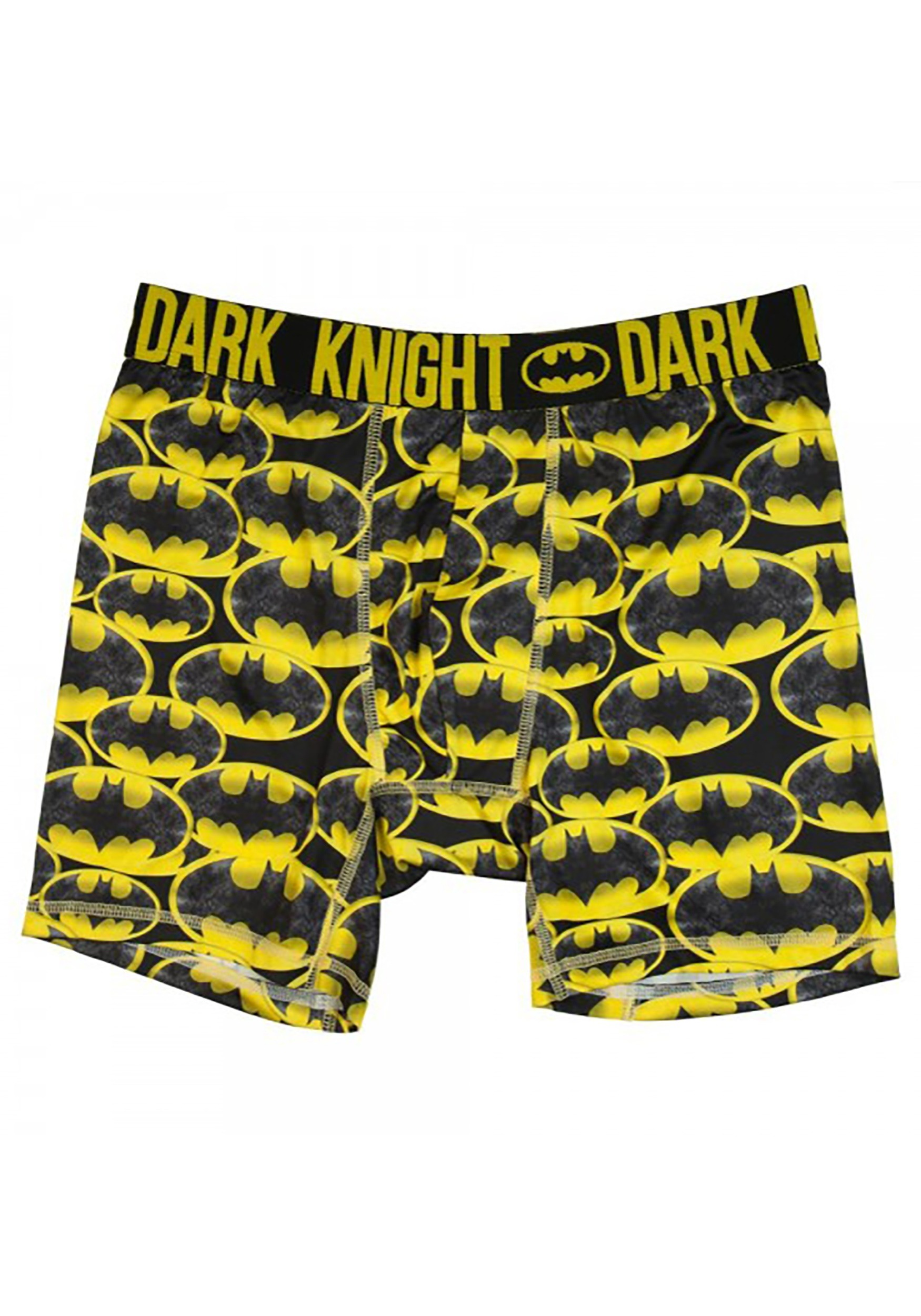Mens Batman All Over Print Logo Boxer Brief 20fa65c88