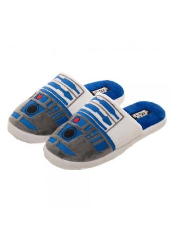 Adult R2D2 Slipper Slides
