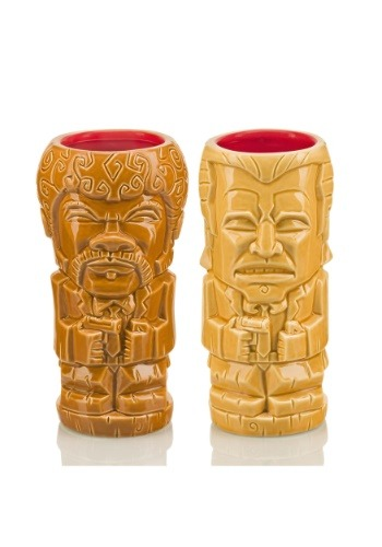 Pulp Fiction Jules and Vincent 2 Pack Geeki Tikis