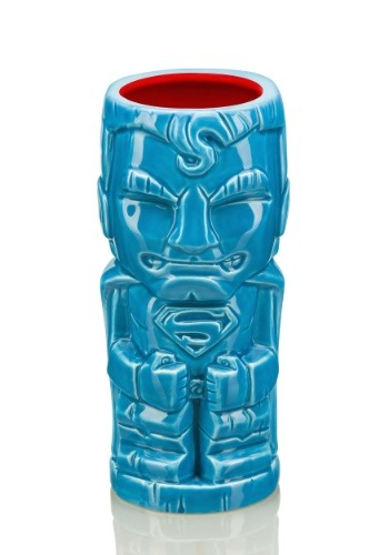 Superman 16oz Geek Tikis