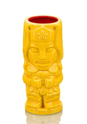 DC Comics Justice League Wonder Woman Geeki Tikis Mug BEE00257