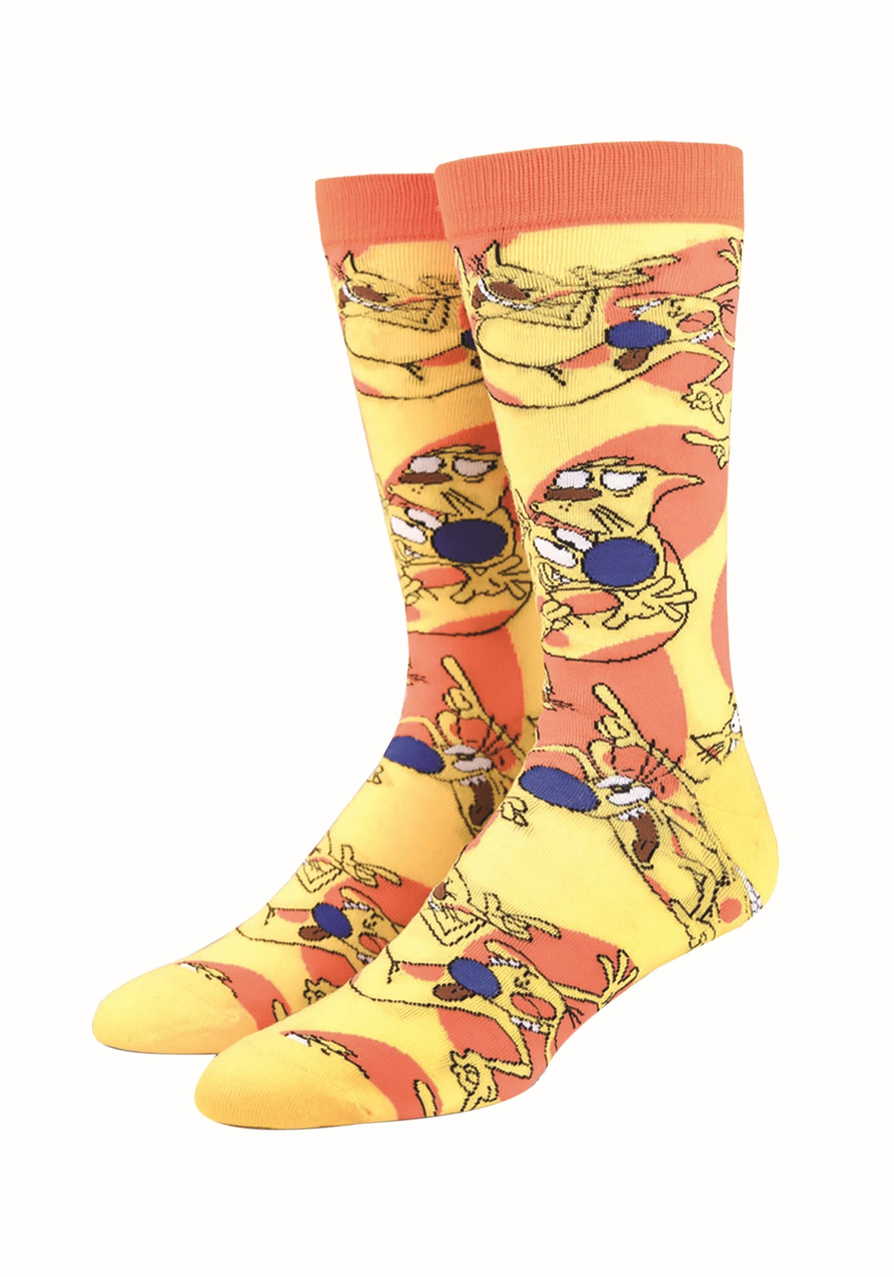 Cool Socks Nickelodeon Catdog Adult Socks