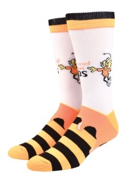 Cool Socks Honey Nut Cheerios Adult Socks-update1
