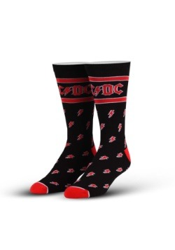 Cool Socks AC/DC Bolts Adult Socks